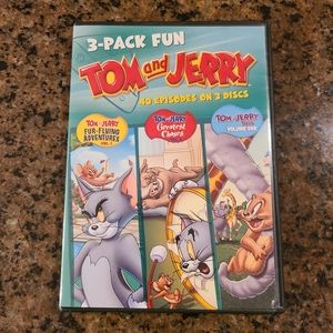 Tom and Jerry DVD Set